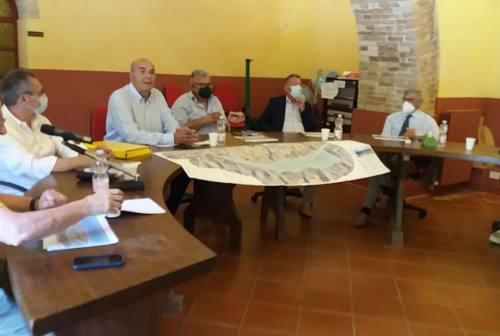 Ascoli, al via il rilancio del comprensorio del Lago di Gerosa: parco, osservatorio e moli per idrovolanti