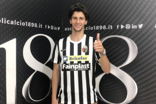 Calcio, l'Ascoli si rinforza con Fabbrini e 3 giovani promettenti: Dionisi sarà il capitano
