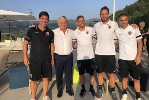 Calcio, l'Ascoli al primo test di stagione: amichevole contro la Viterbese