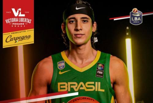 Basket, Caio Pacheco è il nuovo play della VL Pesaro