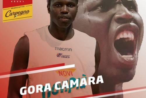 La VL Pesaro firma Gora Camara