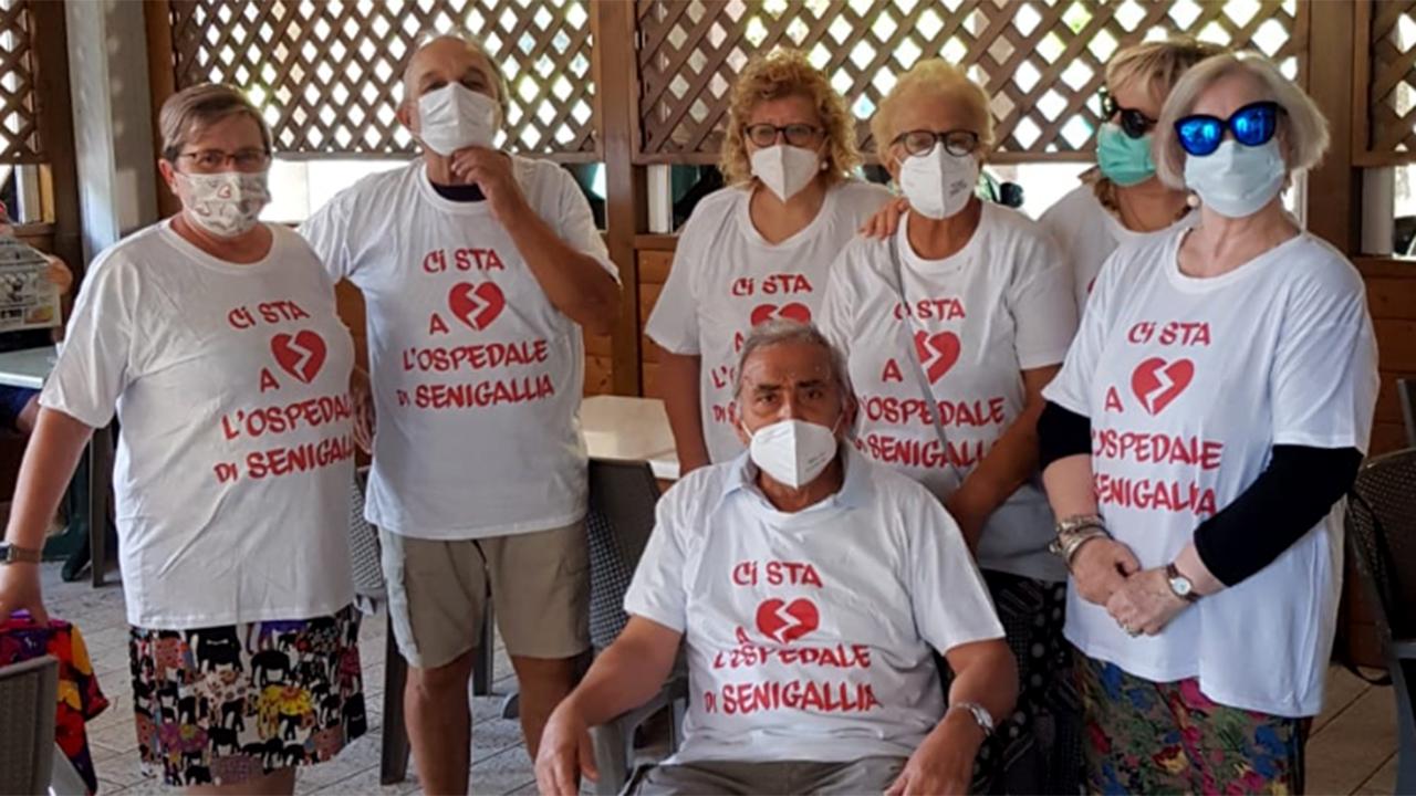 """Prosegue con decisione l'attività del """"comitato cittadino a difesa dell'ospedale di Senigallia"""" sulla sanità pubblica"""