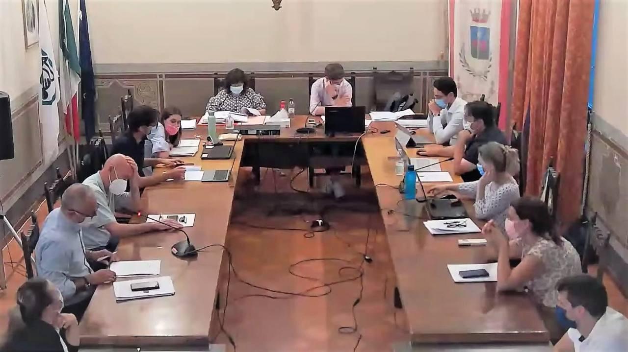 Il consiglio comunale a Trecastelli del 14 luglio 2021