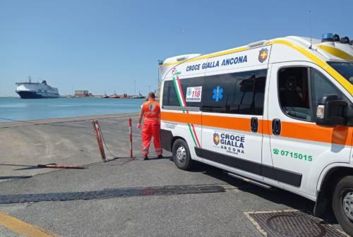 Ancona, scoperto clandestino nella stiva di un traghetto proveniente dalla Grecia