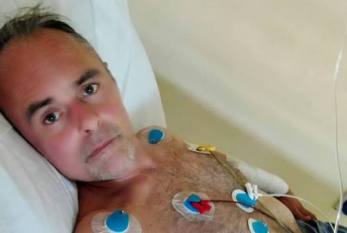 Jesi, colto da infarto improvviso: un vigile del fuoco fuori servizio gli salva la vita