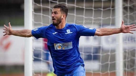 Alessandro De Respinis, nuovo attaccante della Vis Pesaro