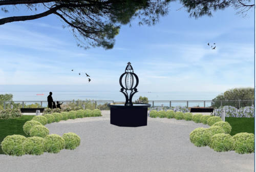 Falconara, rinasce il Balcone del Golfo: presentato il progetto di riqualificazione