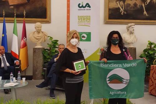 La Pasta di Camerino riceve la Bandiera Verde Agricoltura 2020