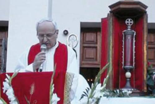 Chiesa in lutto per la scomparsa di don Franco Morico, ex parroco di Ostra Vetere