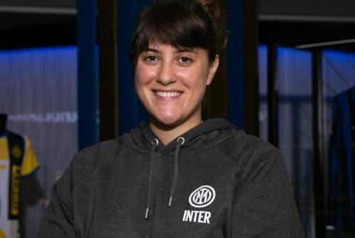 La sassoferratese Elisa Polli giocherà con l'Inter