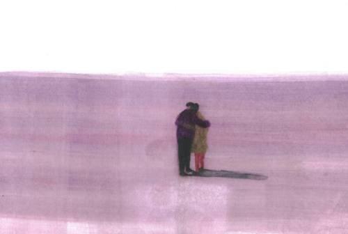 """""""Free Hugs"""": l'abbraccio a fumetti parte da Jesi e arriva a Pordenone e alla Mostra del Cinema di Venezia"""