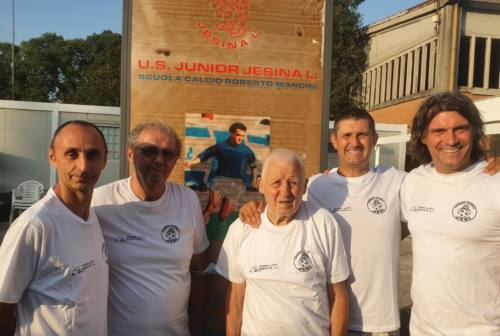 Junior Jesina Scuola Calcio Roberto Mancini, ecco il nuovo staff