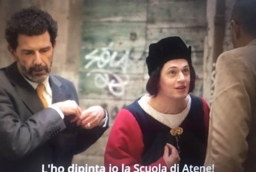 """Jesi: """"L'uomo con il globo in mano"""", il corto su Colocci dedicato a Pino Gullace"""