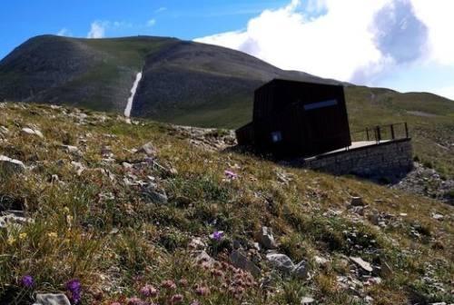 Con il Festival dell'Appennino escursione e spettacolo al rifugio Zilioli, sul Monte Vettore