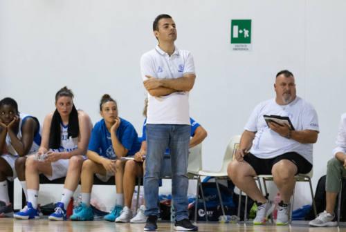 La Thunder Halley conferma coach Orazio Cutugno