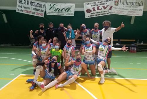 Volley, Porto Potenza promossa in B2 Femminile