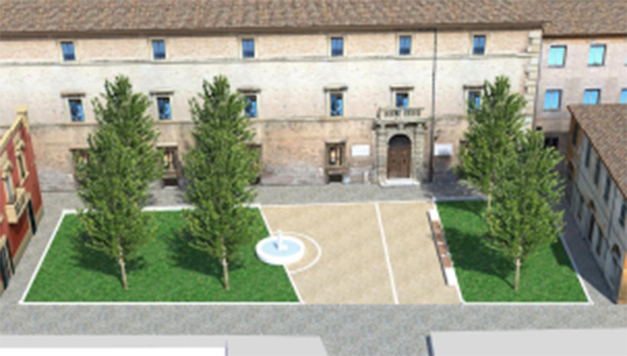 restyling totale per Piazza Marcolini