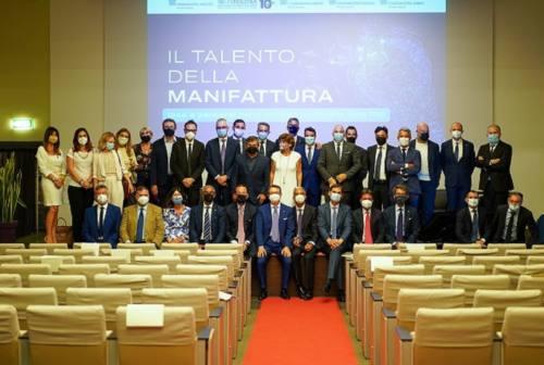 Piccola Confindustria, il talento della manifattura celebrato ad Assisi
