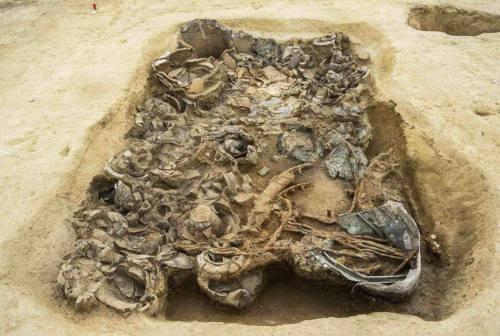 Corinaldo, in mostra i tesori ritrovati con la tomba del principe piceno
