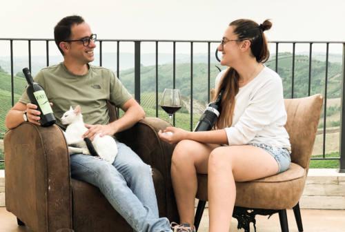 Vino, amore e fantasia: il sogno realizzato di Raffaele e Sara, premiati da Decanter