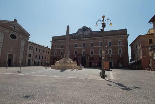 Jesi, con la fontana cambia la viabilità di piazza della Repubblica