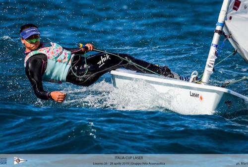 Una senigalliese campionessa mondiale di vela: Giorgia Della Valle trionfa in Polonia