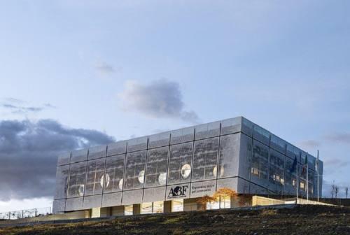 Premio internazionale dell'architettura all'Accademia della musica di Camerino