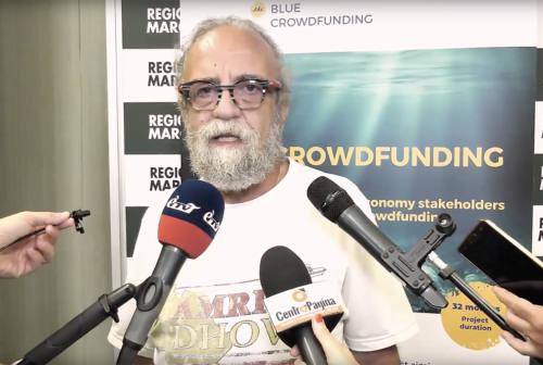 Blue crowdfunding, prima raccolta fondi civica per pulire il mare dalle plastiche