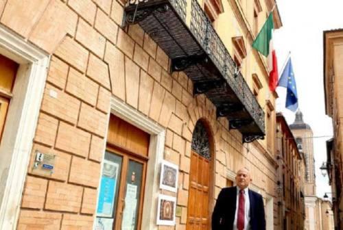 Post-sisma a Camerino, 10 milioni per il palazzo comunale e il teatro Marchetti. «Sarà il cantiere più grande del centro»