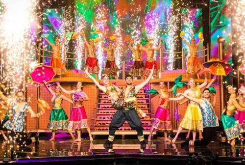 """Il Piccolo Magic Gradara, è l'ora del musical """"Bollywood-The Greatest show"""""""