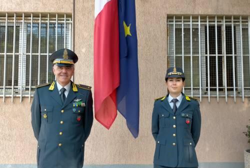 Fabriano, la Guardia di Finanza dà il benvenuto al nuovo Comandante: ecco Gennaro Pietroluongo