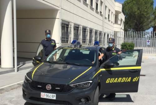 Corridonia: blitz della finanza in un money transfer, multe per 181.000 euro