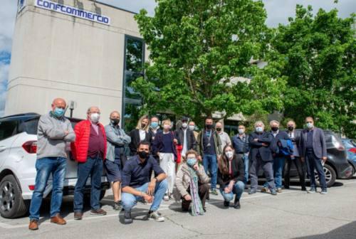 Nuovo gruppo di lavoro temporaneo all'interno della Confcommercio Fabriano