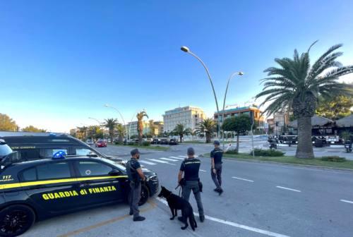 Guardia di Finanza di Macerata, intensificati i controlli lungo la costa