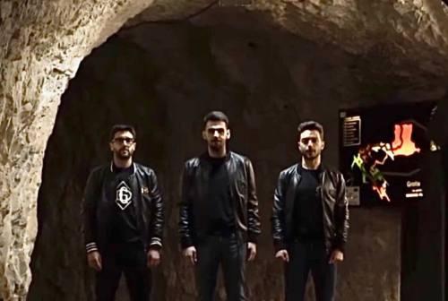 Genga: Il Volo e le Grotte di Frasassi protagonisti alla festa del cinema di Venezia