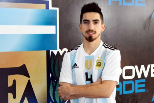 Futsal, che colpo per l'Italservice Pesaro: dal San Lorenzo arriva Lucas Bolo