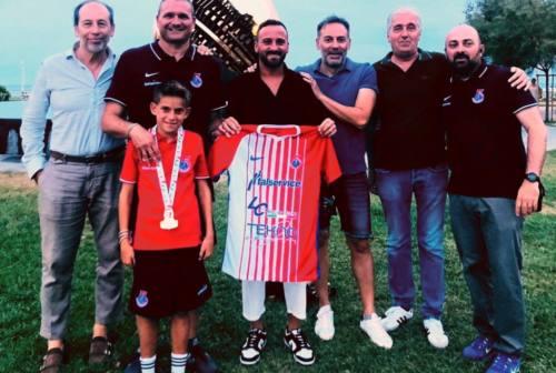 De Luca carica l'Italservice Pesaro: «Vinciamo in Italia, non poniamoci limiti in Europa, sognando…»