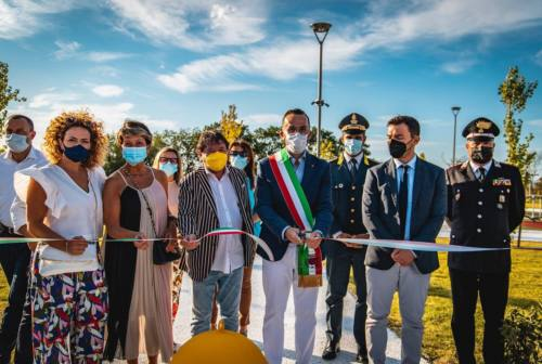 Monte San Giusto, nuovo parco intitolato a Ilaria Alpi. Il sindaco: «Progetto che ci riempie di orgoglio»