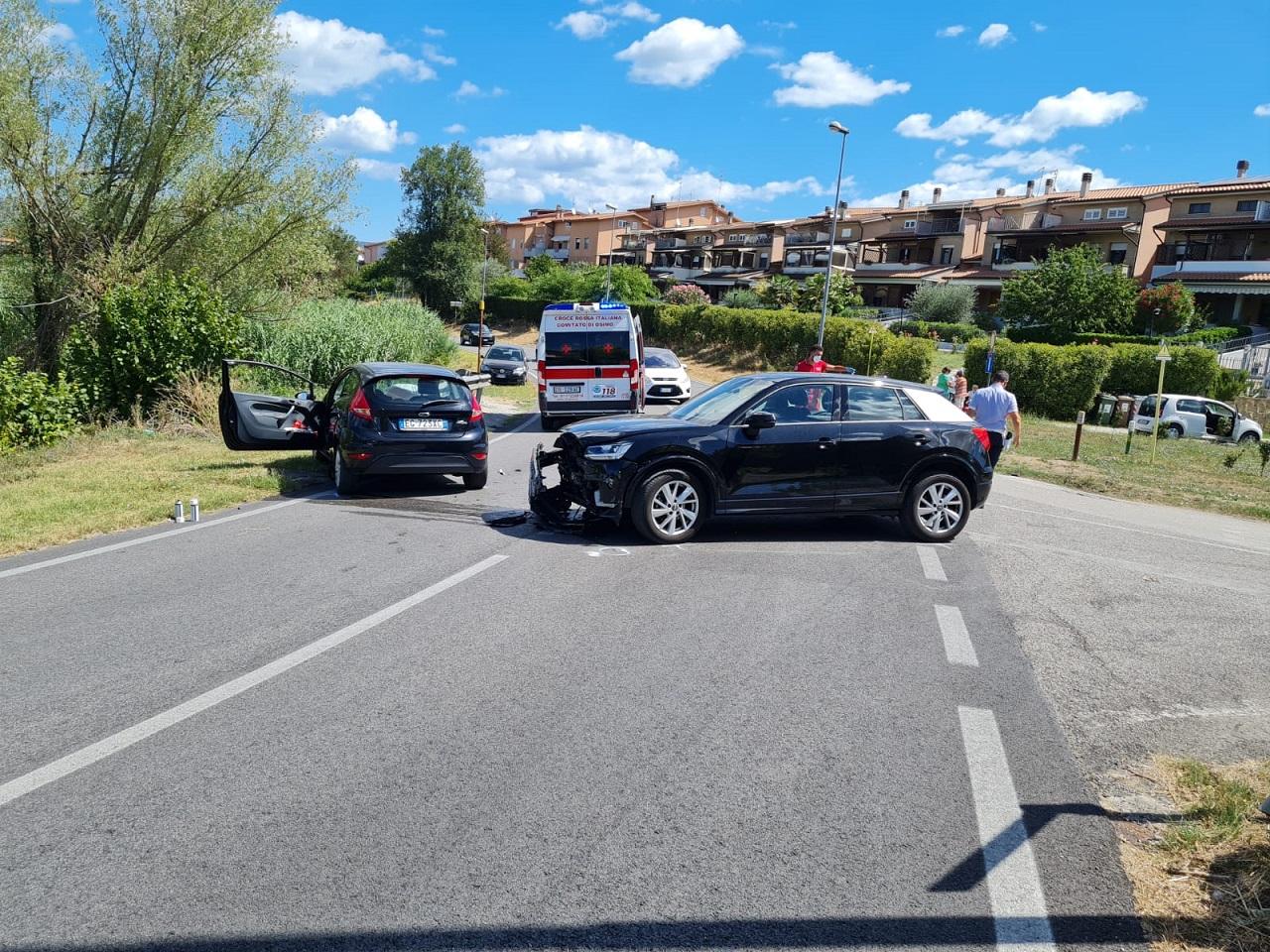 L'incidente in via Flaminia I