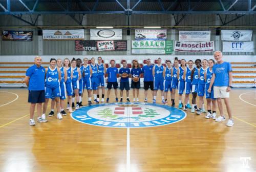 A2 femminile: la Thunder Basket nel girone Sud
