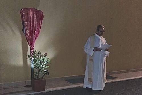 Fabriano, una targa commemorativa in ricordo di don Alfredo Zuccatosta