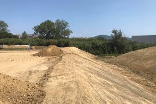 Osimo, dopo 16 anni partiti i lavori per le vasche di espansione
