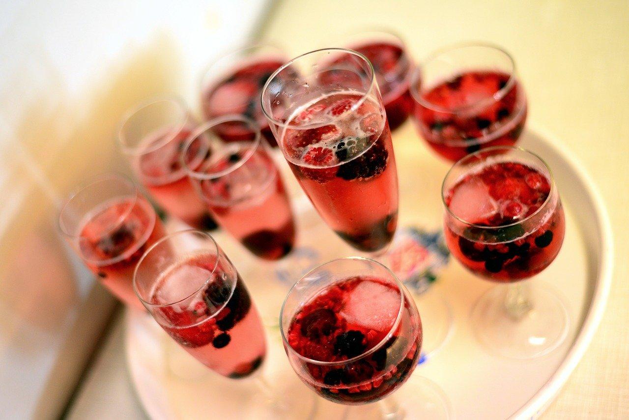 champagne, alcol