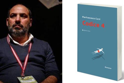 Omicidi e tensioni ad Ancona: ecco Codice 4, il nuovo romanzo di Pierfrancesco Curzi