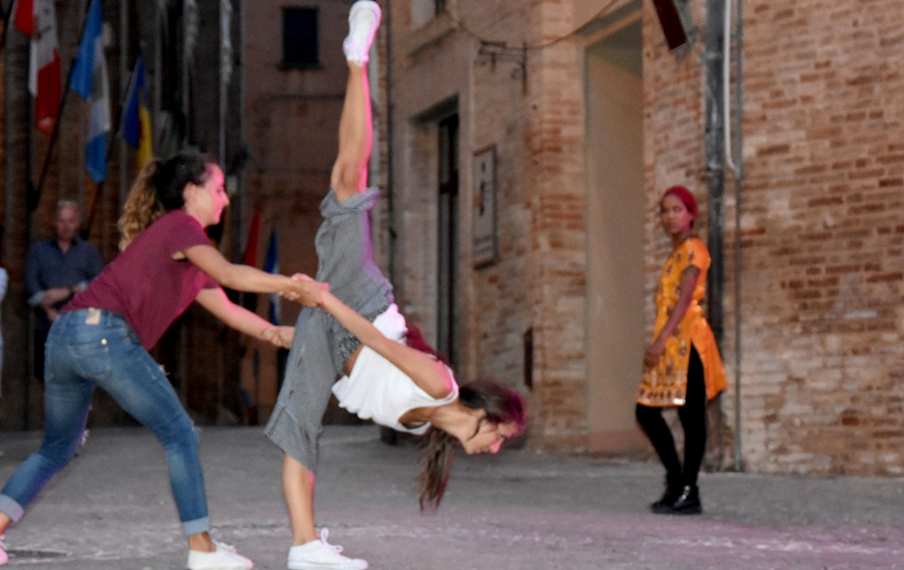 A Corinaldo la settima edizione del festival di danza urbana