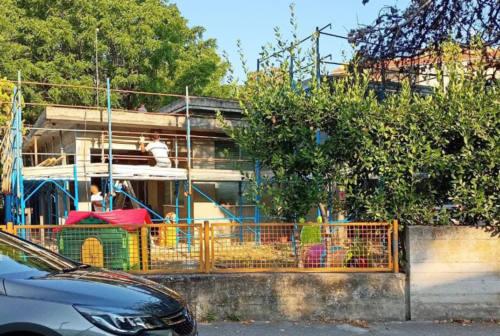 Tinteggiatura e messa in sicurezza: lavori alle scuole di Senigallia