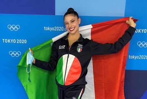Olimpiadi: una splendida Milena Baldassarri chiude al 6° posto nella ritmica