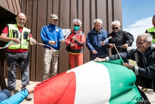 Sul Monte Vettore inaugurato il nuovo Rifugio Zilioli: «Un bene della comunità che va preservato»