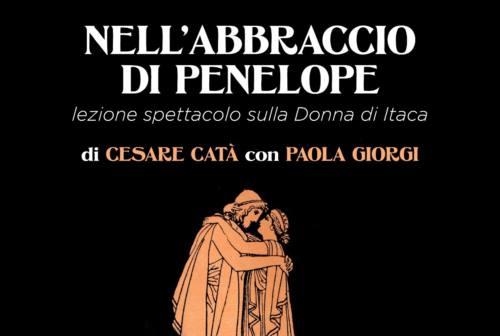 A Sassoferrato si riscopre la figura di Penelope con Cesare Catà e Paola Giorgi