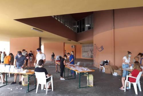 Pesaro, tamponi gratuiti al Campus: su circa 1000 persone 3 positive in attesa del molecolare